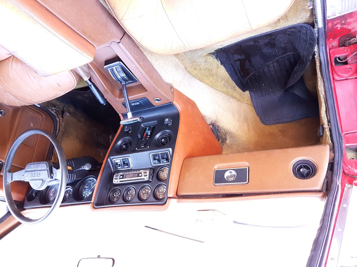 For Sale: Reliant Scimitar GTE Automatic 1977 For Sale (picture 3 of 6)