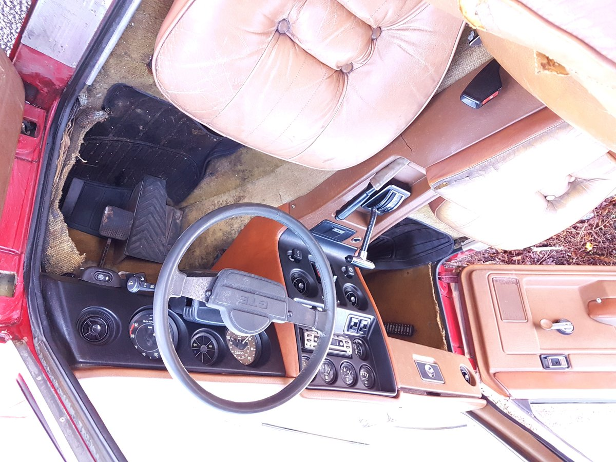 For Sale: Reliant Scimitar GTE Automatic 1977 For Sale (picture 5 of 6)