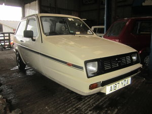 1984 Reliant Rialto 2   For Sale