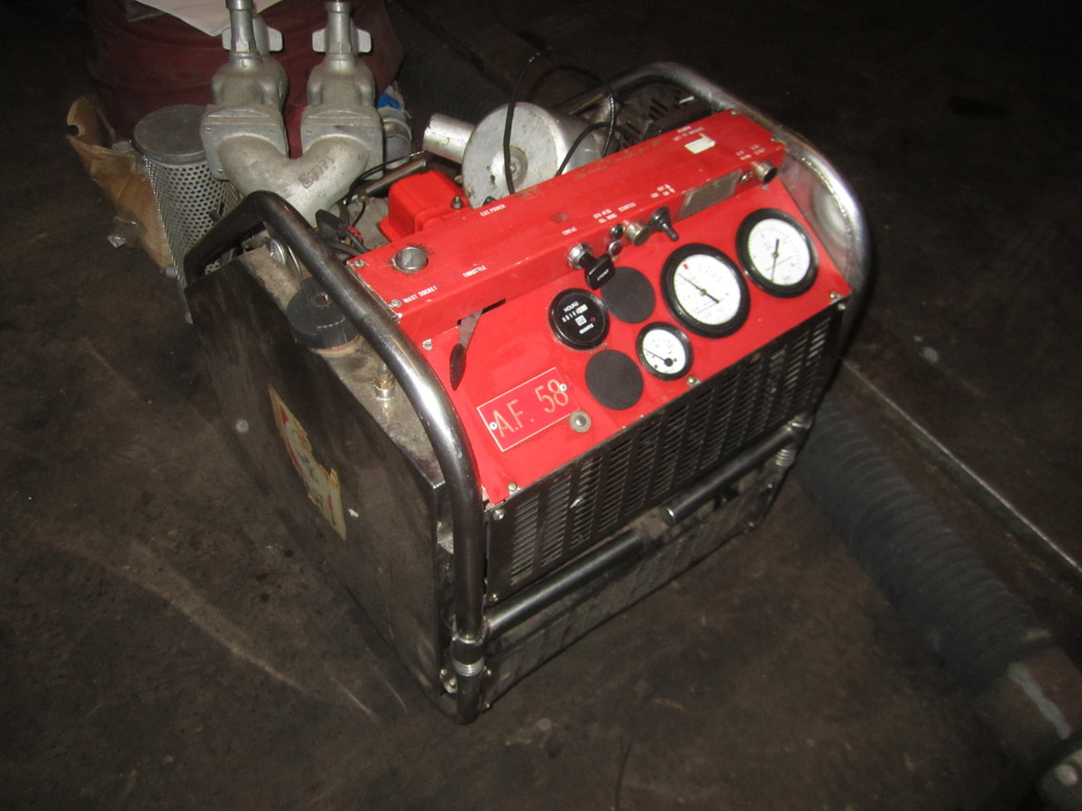 Reliant Angus firepump kit For Sale (picture 2 of 3)