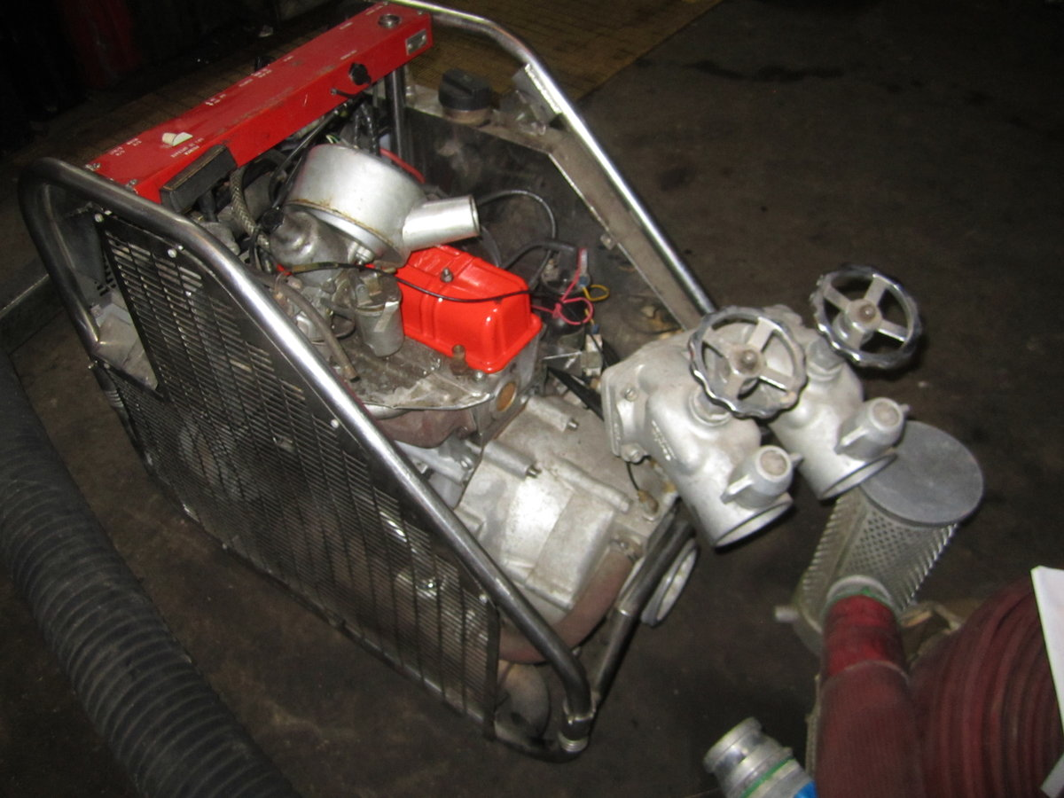 Reliant Angus firepump kit For Sale (picture 3 of 3)