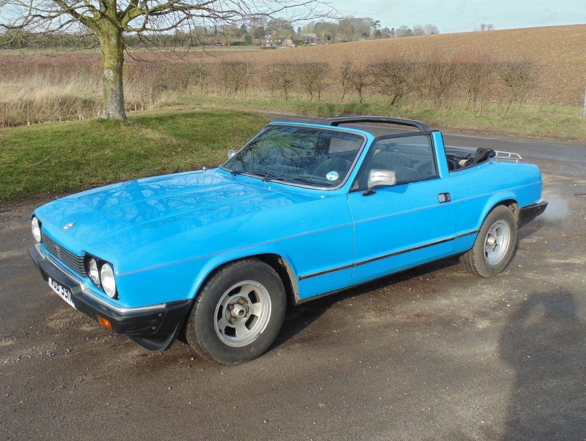 1981 Reliant Scimitar GTC SOLD (picture 1 of 6)