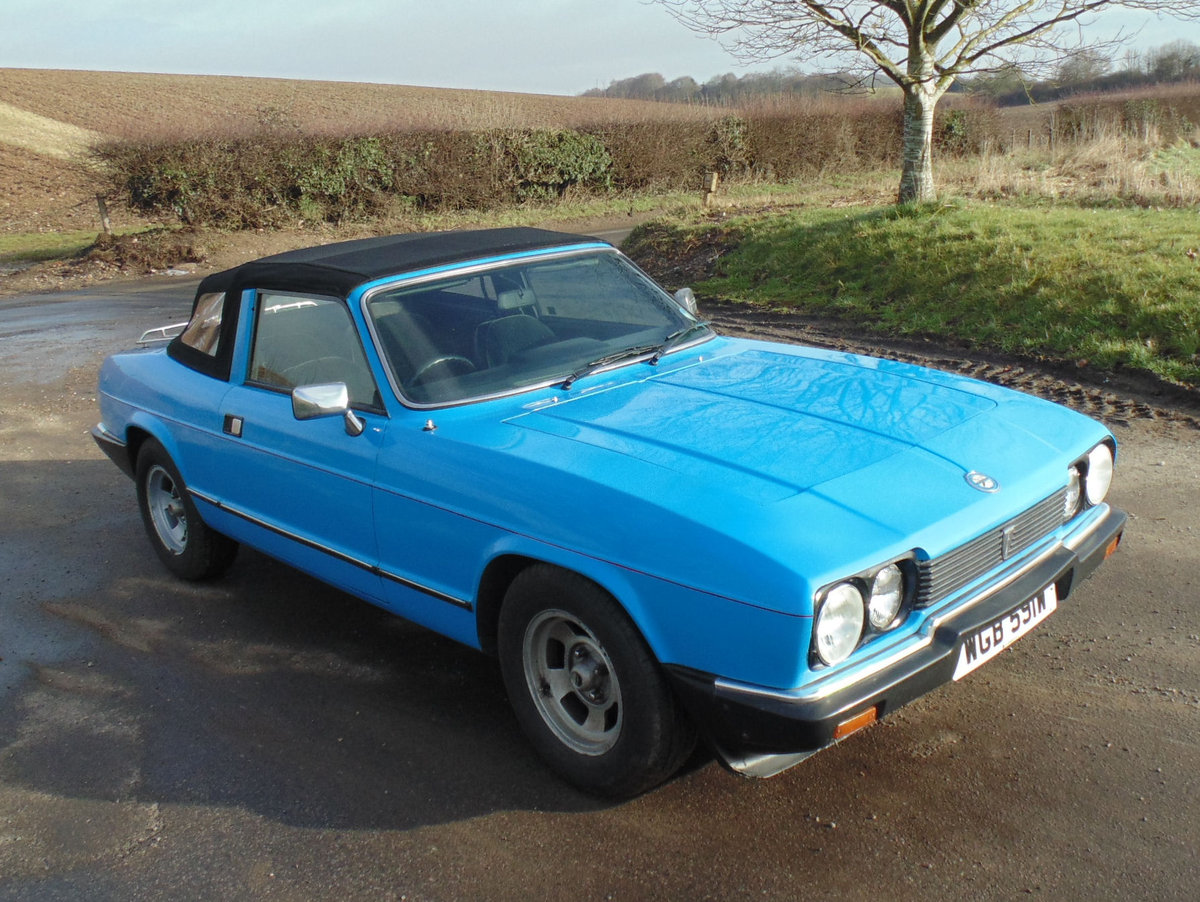 1981 Reliant Scimitar GTC SOLD (picture 2 of 6)