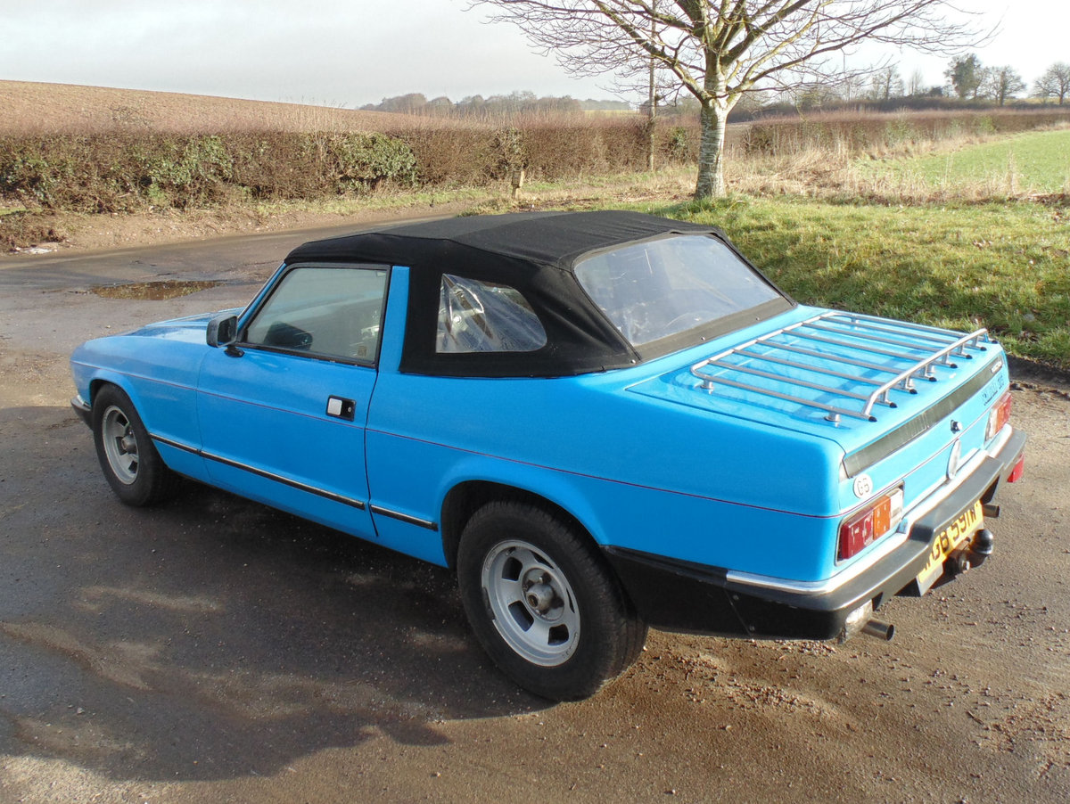 1981 Reliant Scimitar GTC SOLD (picture 3 of 6)