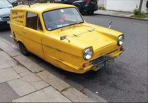 1966 One of these BBC TVs Little yellow Del Boys Van For Sale