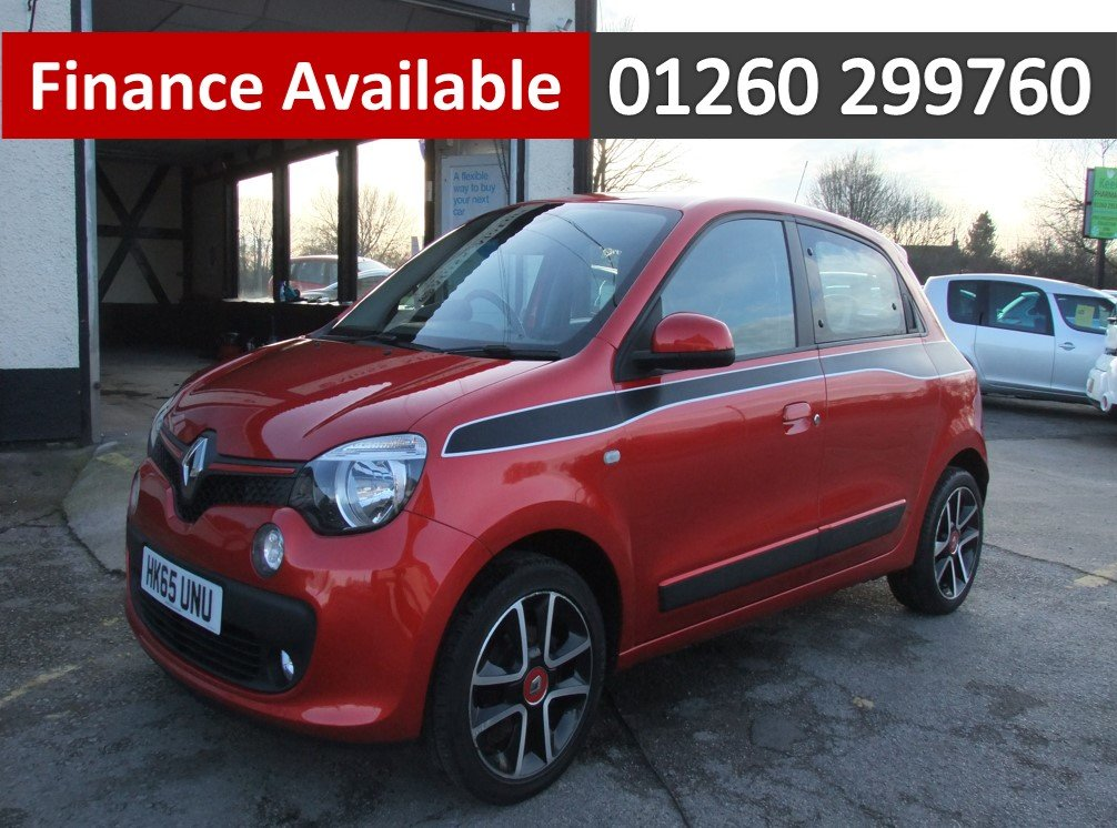 2015 RENAULT TWINGO 0.9 DYNAMIQUE S ENERGY TCE S/S 5DR For Sale (picture 1 of 5)