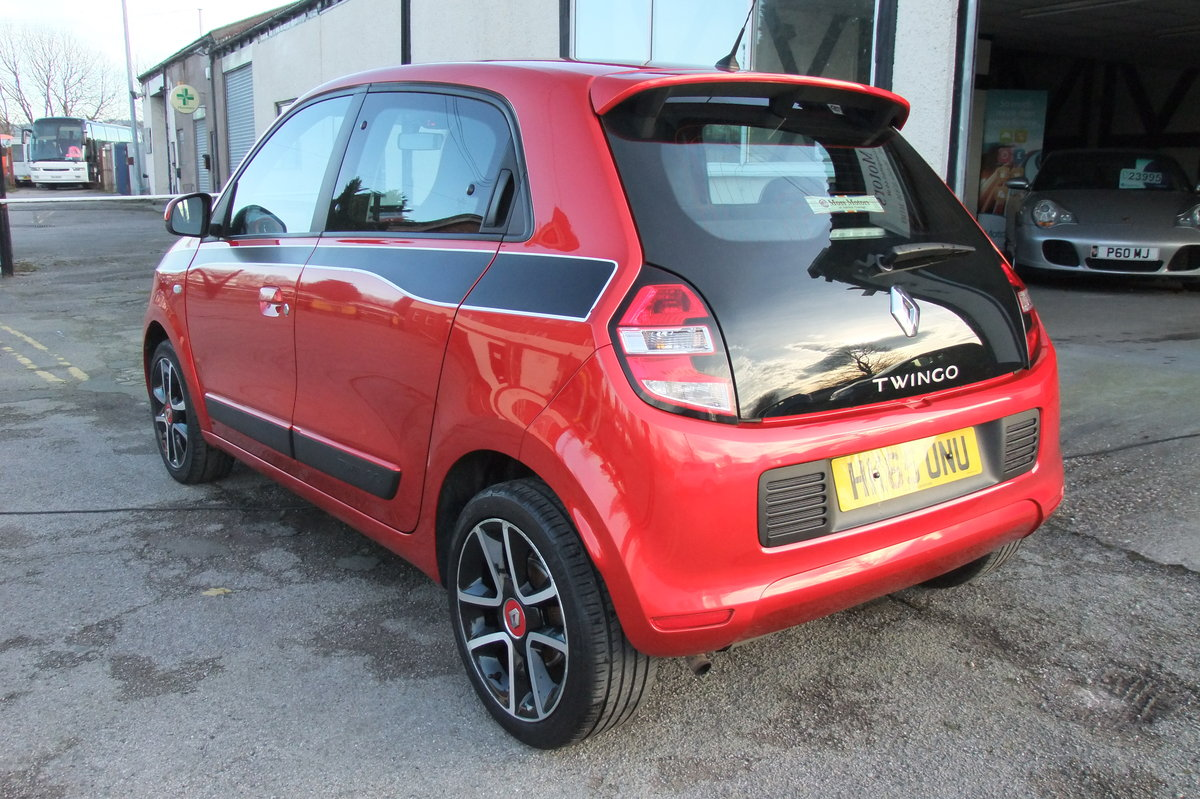 2015 RENAULT TWINGO 0.9 DYNAMIQUE S ENERGY TCE S/S 5DR For Sale (picture 3 of 5)