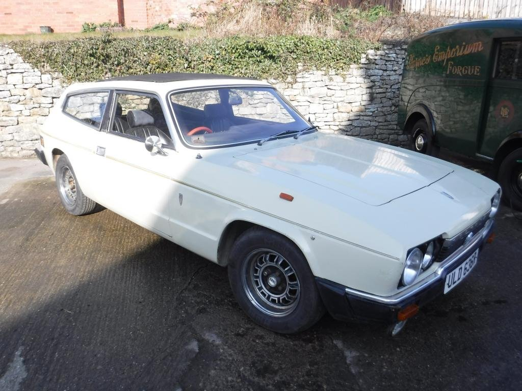**MARCH AUCTION**1977 Reliant Scimitar GTE SOLD by Auction (picture 1 of 1)