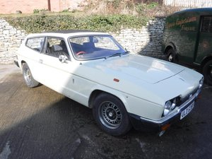 **MARCH AUCTION**1977 Reliant Scimitar GTE SOLD by Auction