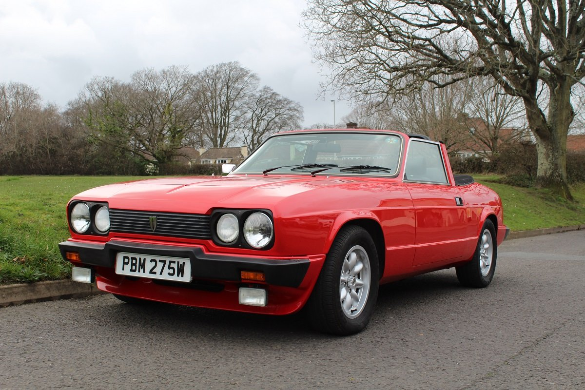 Reliant Scimitar GTC Auto 1980 - to be auctioned 26-04-19 For Sale by Auction (picture 1 of 6)