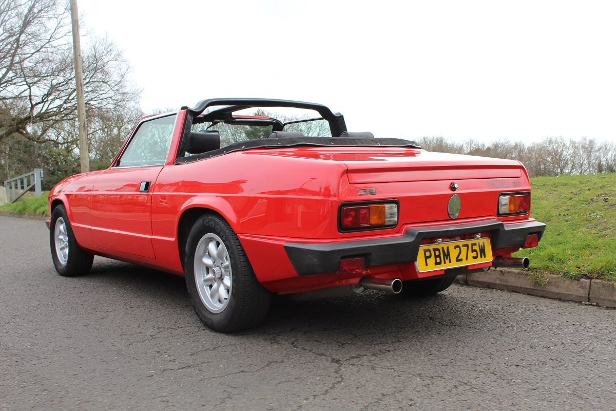 Reliant Scimitar GTC Auto 1980 - to be auctioned 26-04-19 For Sale by Auction (picture 2 of 6)