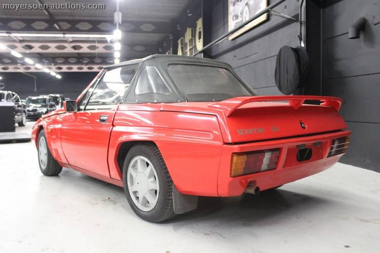 1989 RELIANT Scimitar SS1 Spider For Sale by Auction (picture 2 of 4)