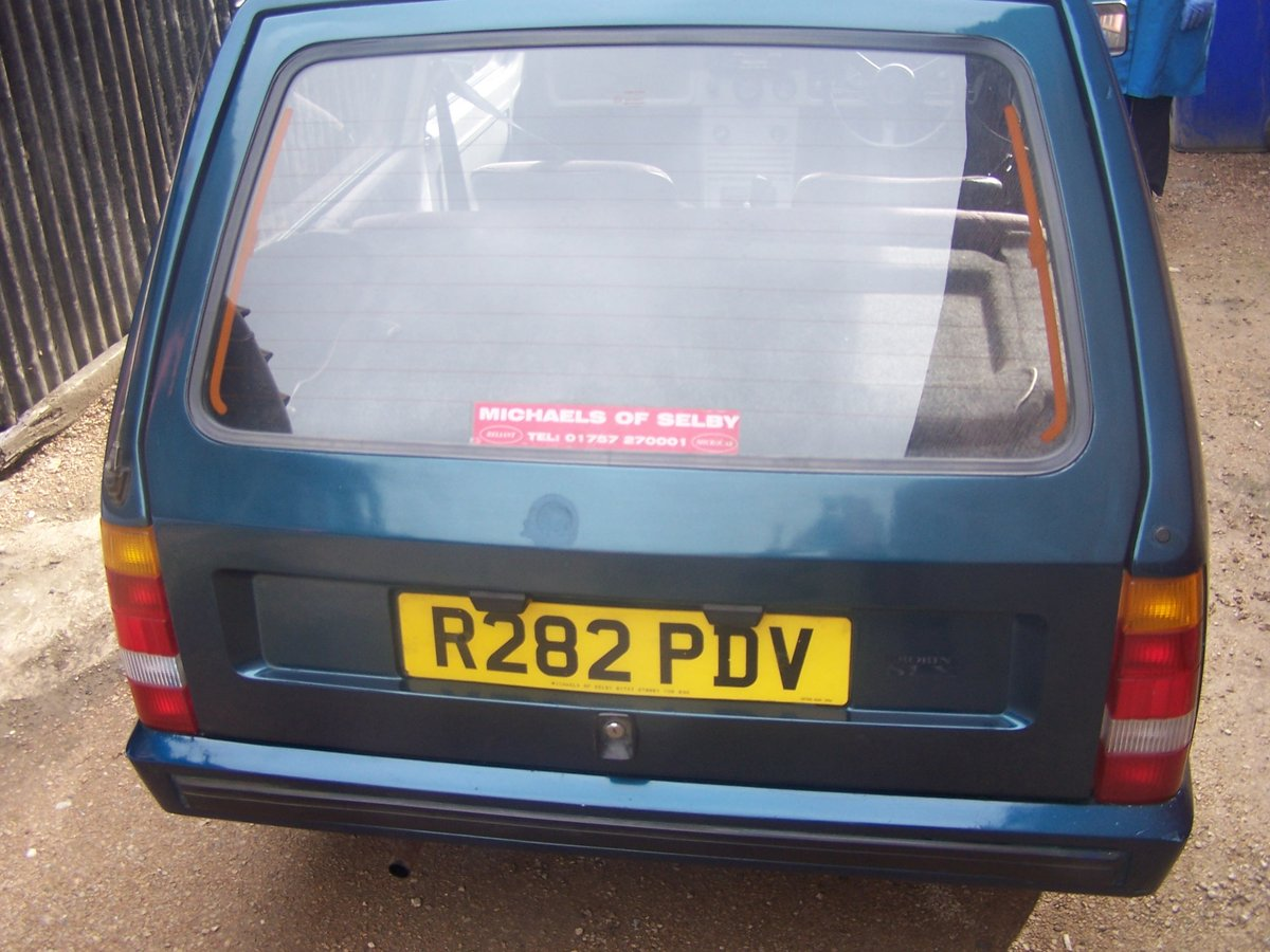 1997 reliant robin SOLD (picture 5 of 6)