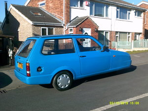 1999 Reliant robin lx For Sale