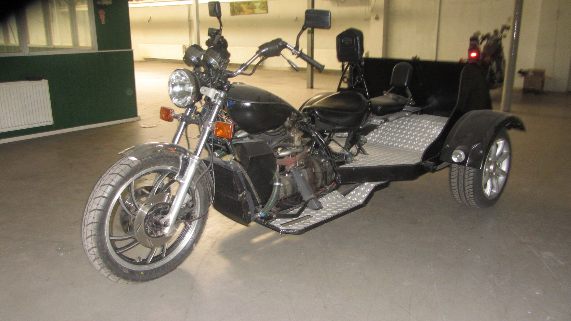 1985 Converted to Trike For Sale (picture 1 of 6)