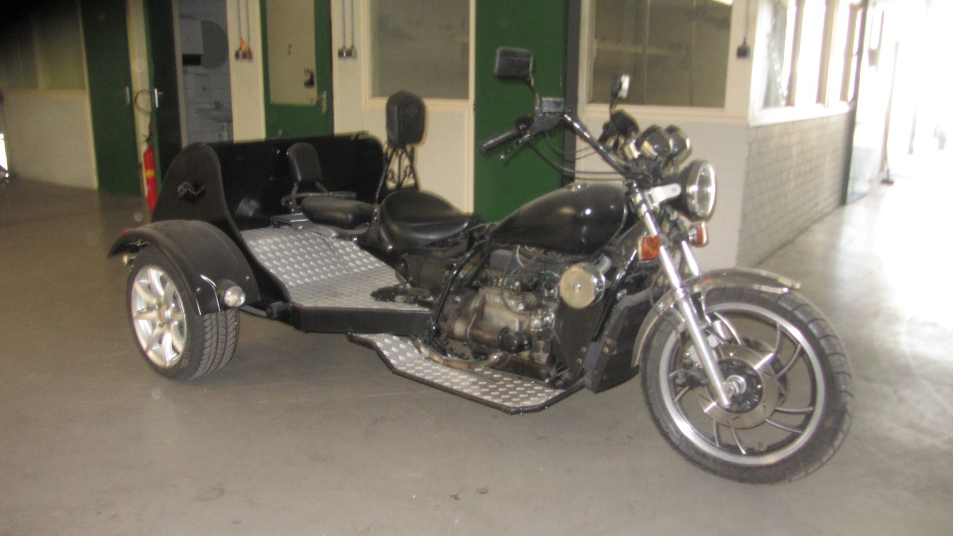 1985 Converted to Trike For Sale (picture 5 of 6)