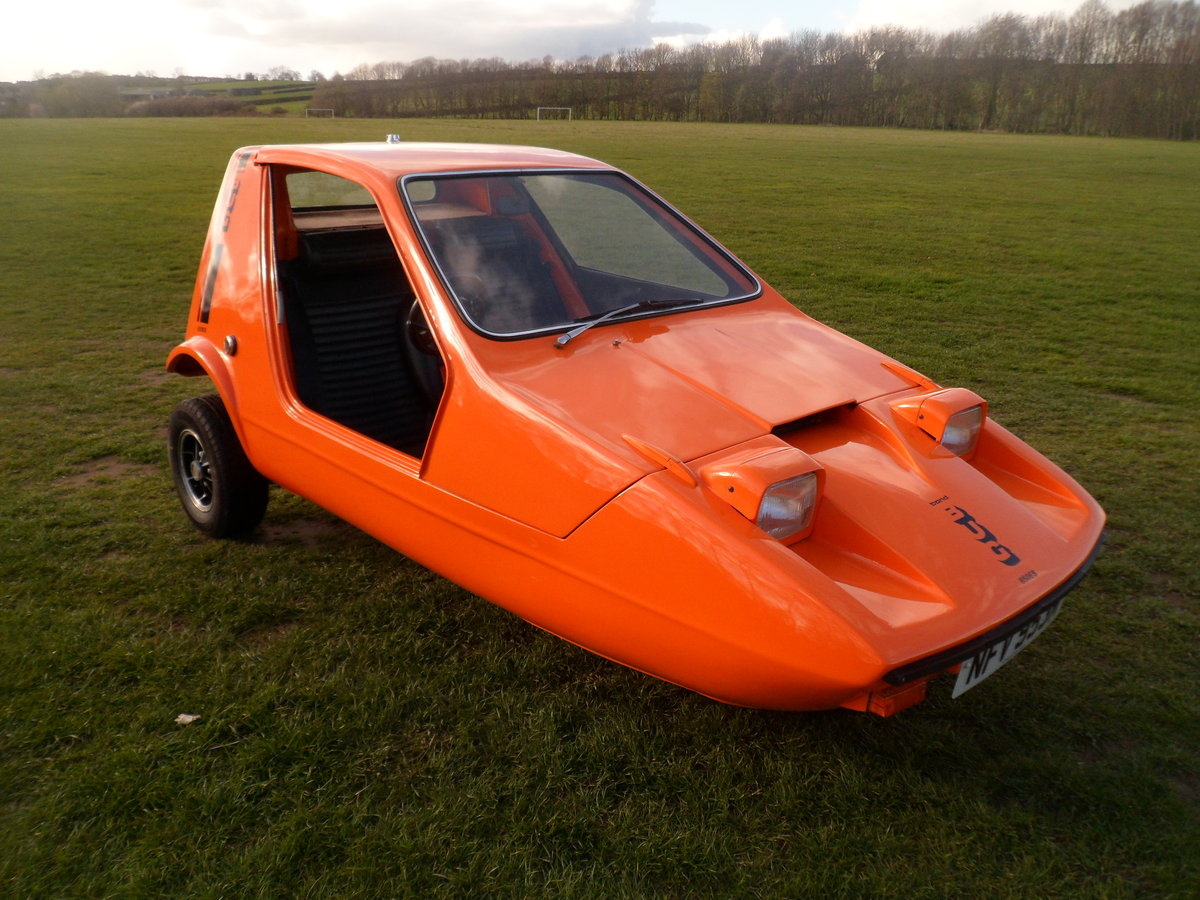 1973 (M)  43,000 miles  Petrol Manual Orange For Sale (picture 1 of 6)