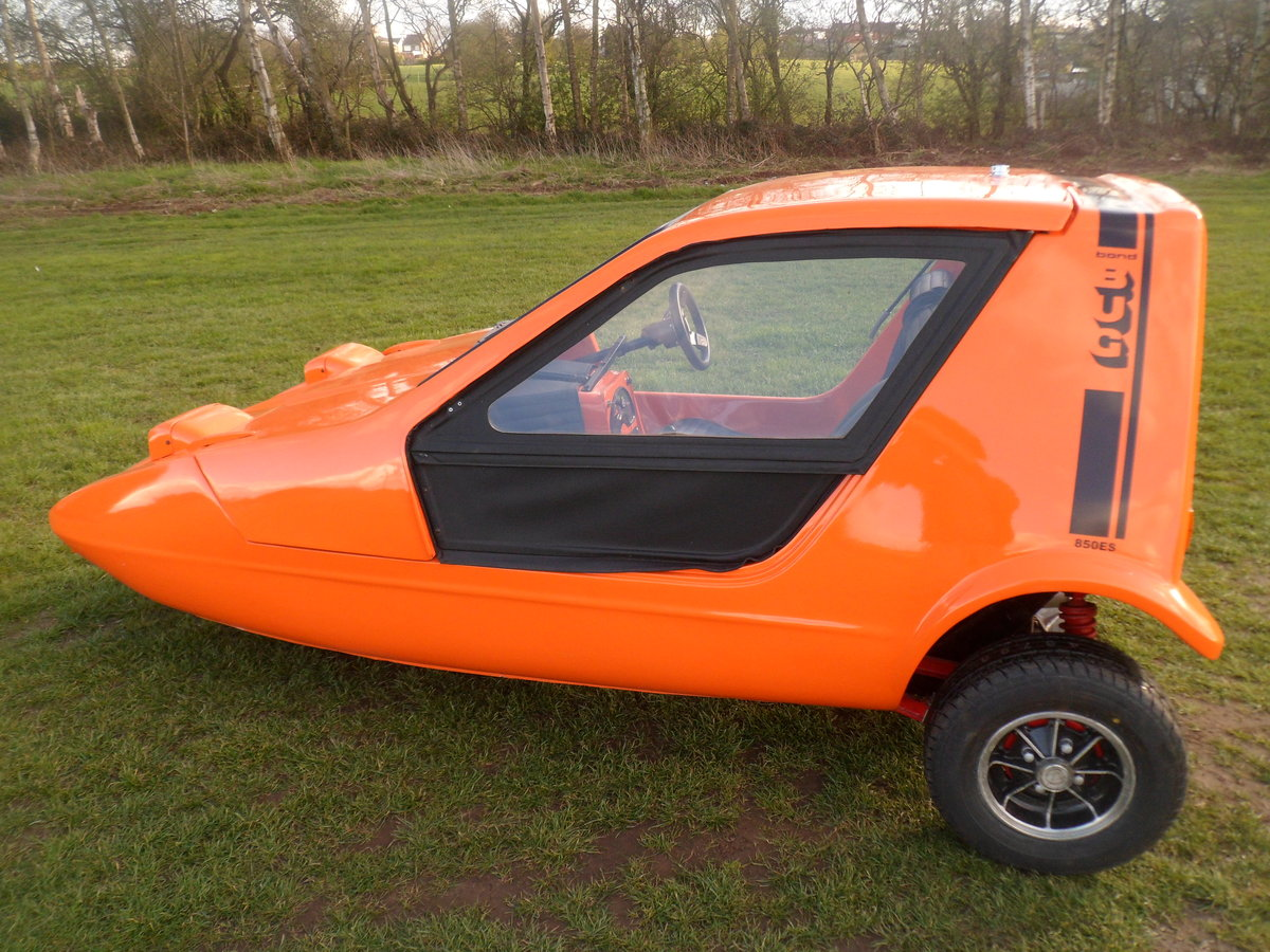 1973 (M)  43,000 miles  Petrol Manual Orange For Sale (picture 3 of 6)