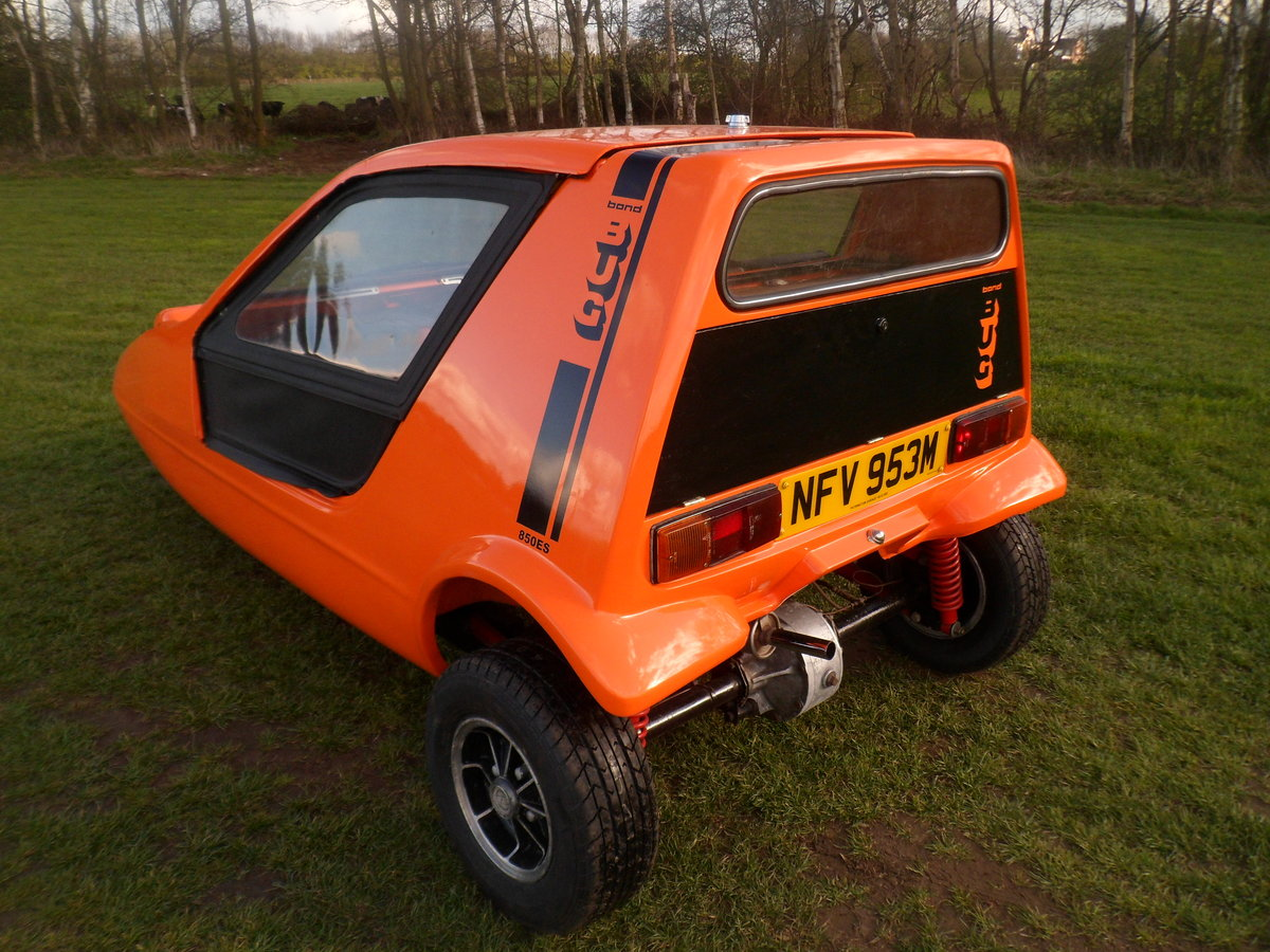1973 (M)  43,000 miles  Petrol Manual Orange For Sale (picture 4 of 6)