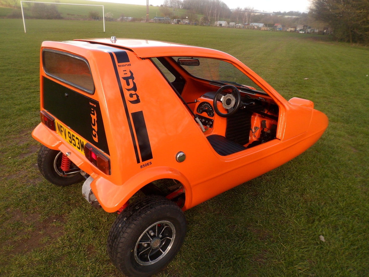 1973 (M)  43,000 miles  Petrol Manual Orange For Sale (picture 5 of 6)