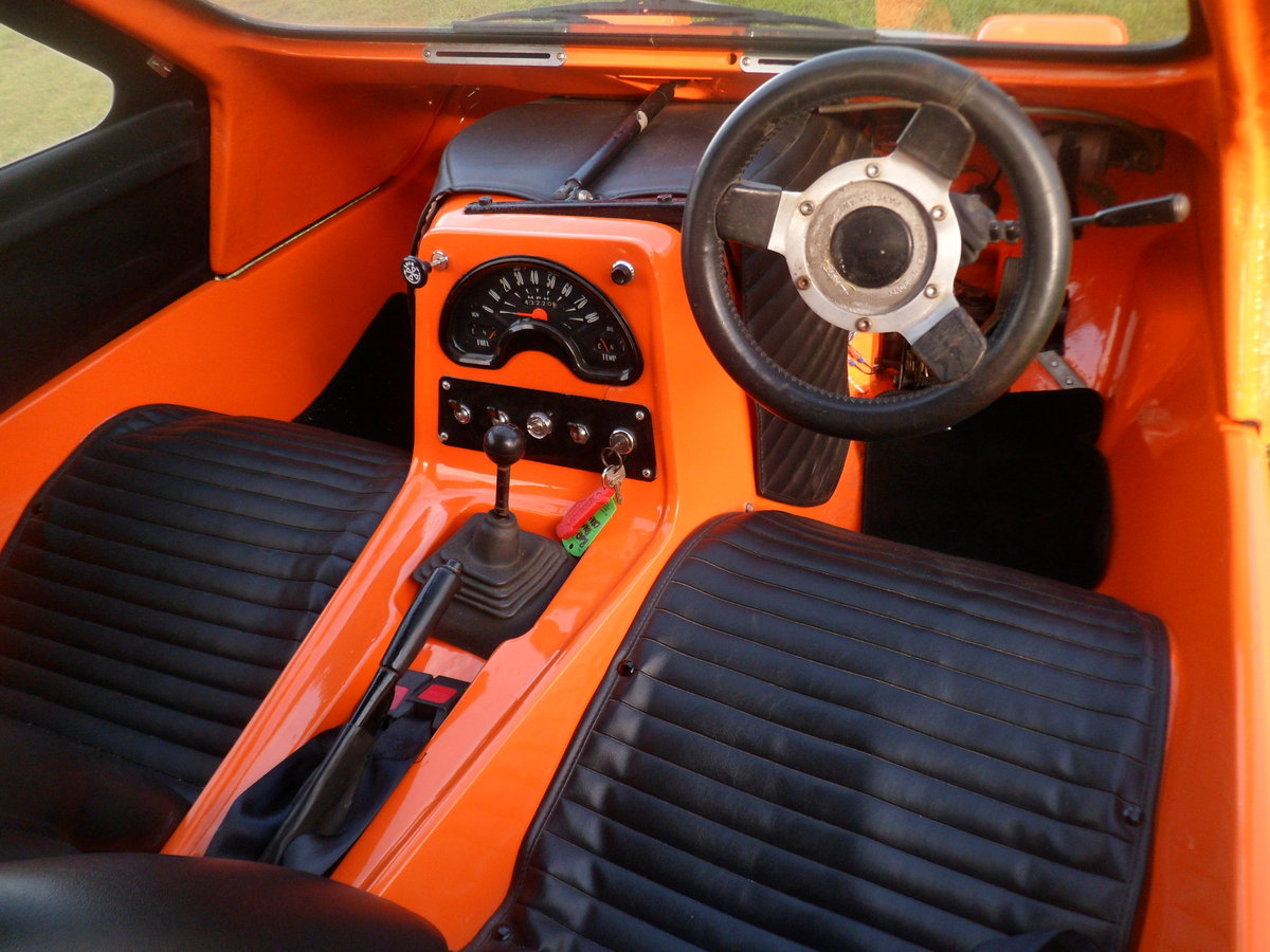 1973 (M)  43,000 miles  Petrol Manual Orange For Sale (picture 6 of 6)