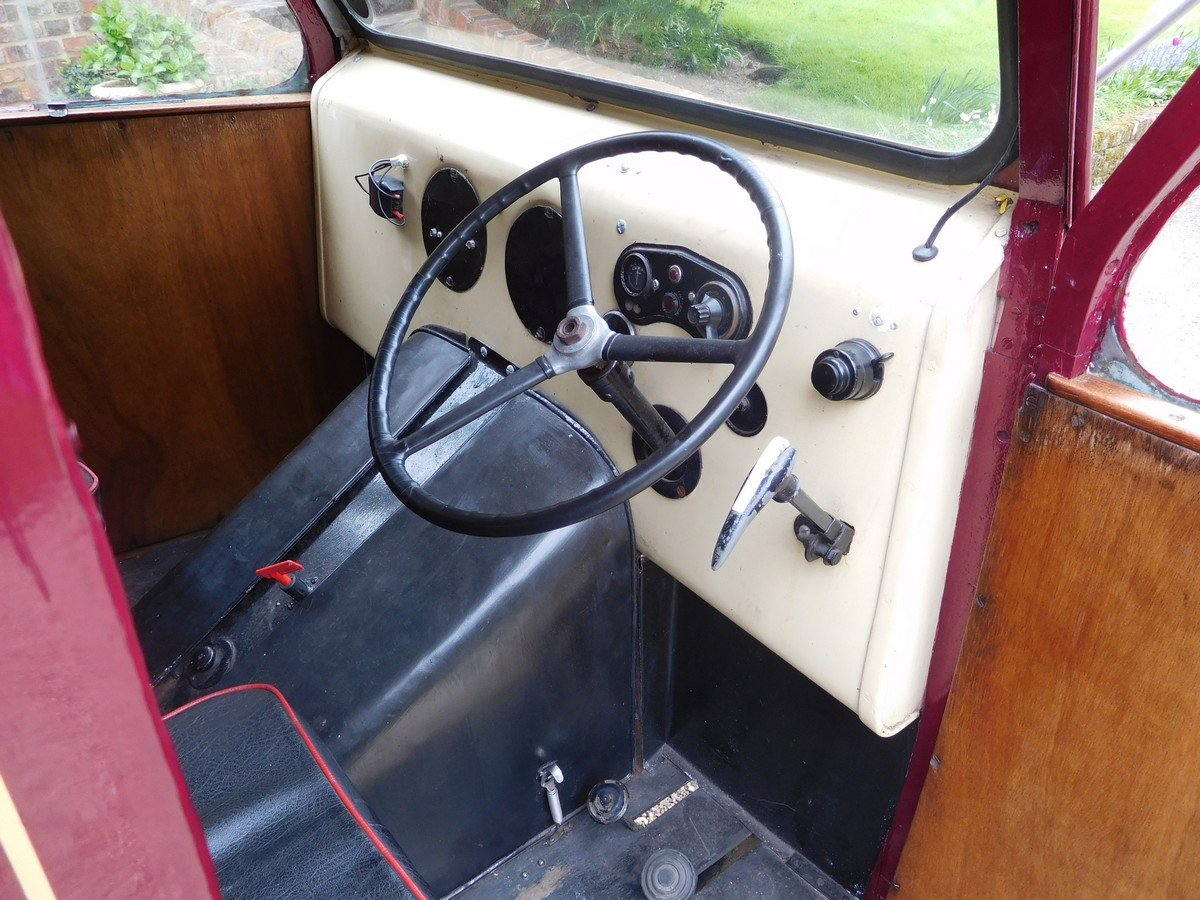 Reliant 10 CWT Van 1950 For Sale (picture 5 of 5)