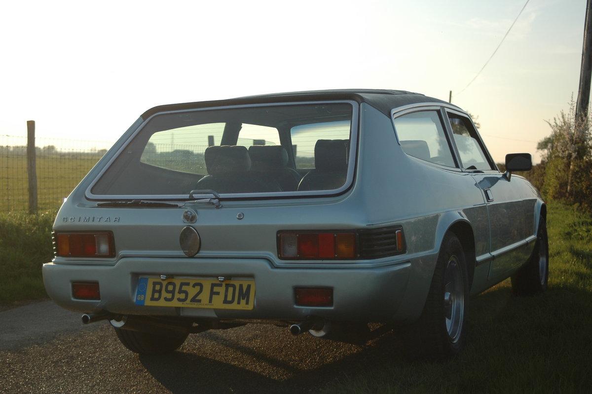 1984 Reliant Scimitar GTE SE6b For Sale (picture 2 of 6)