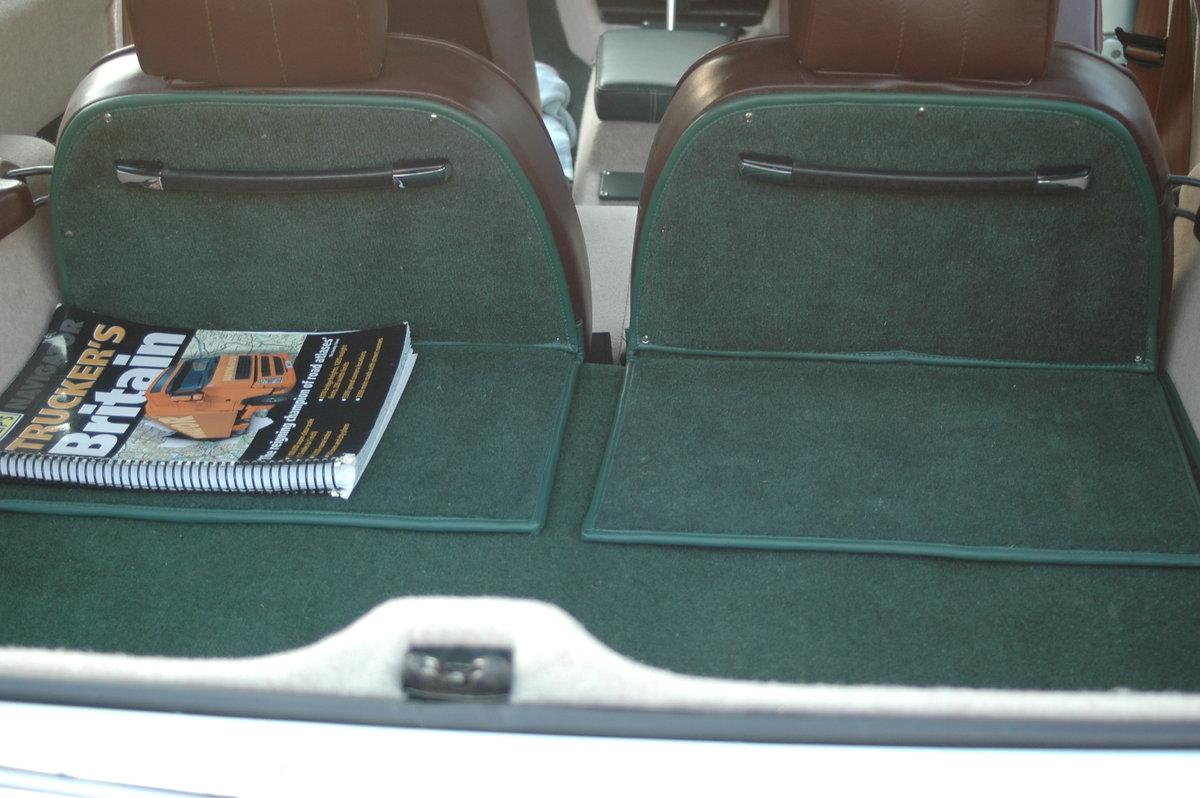 1984 Reliant Scimitar GTE SE6b For Sale (picture 6 of 6)