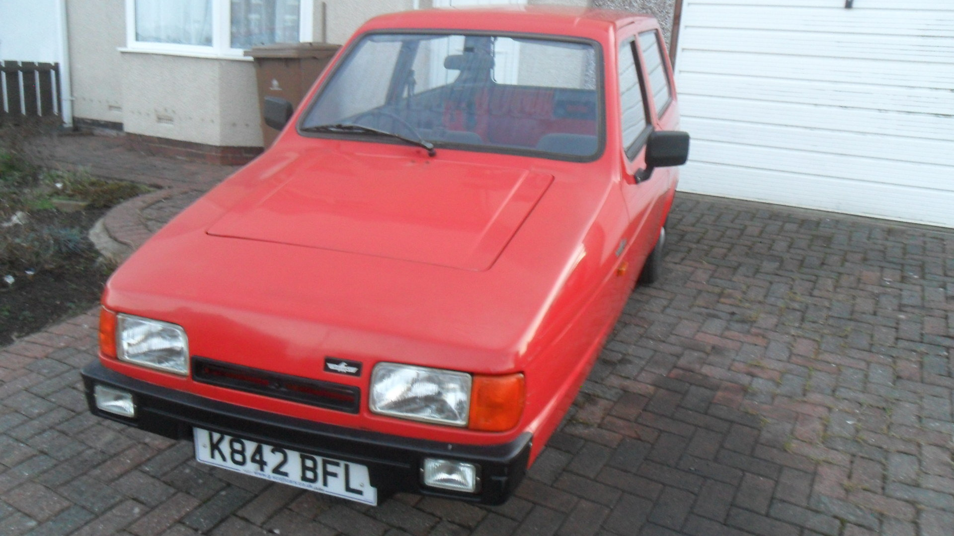 Reliant Robin LX Mk2 1993 SOLD (picture 1 of 6)