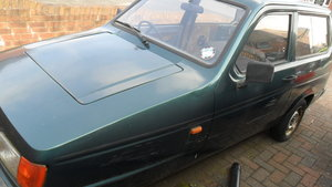 Reliant Robin LX Mk2 1997 For Sale