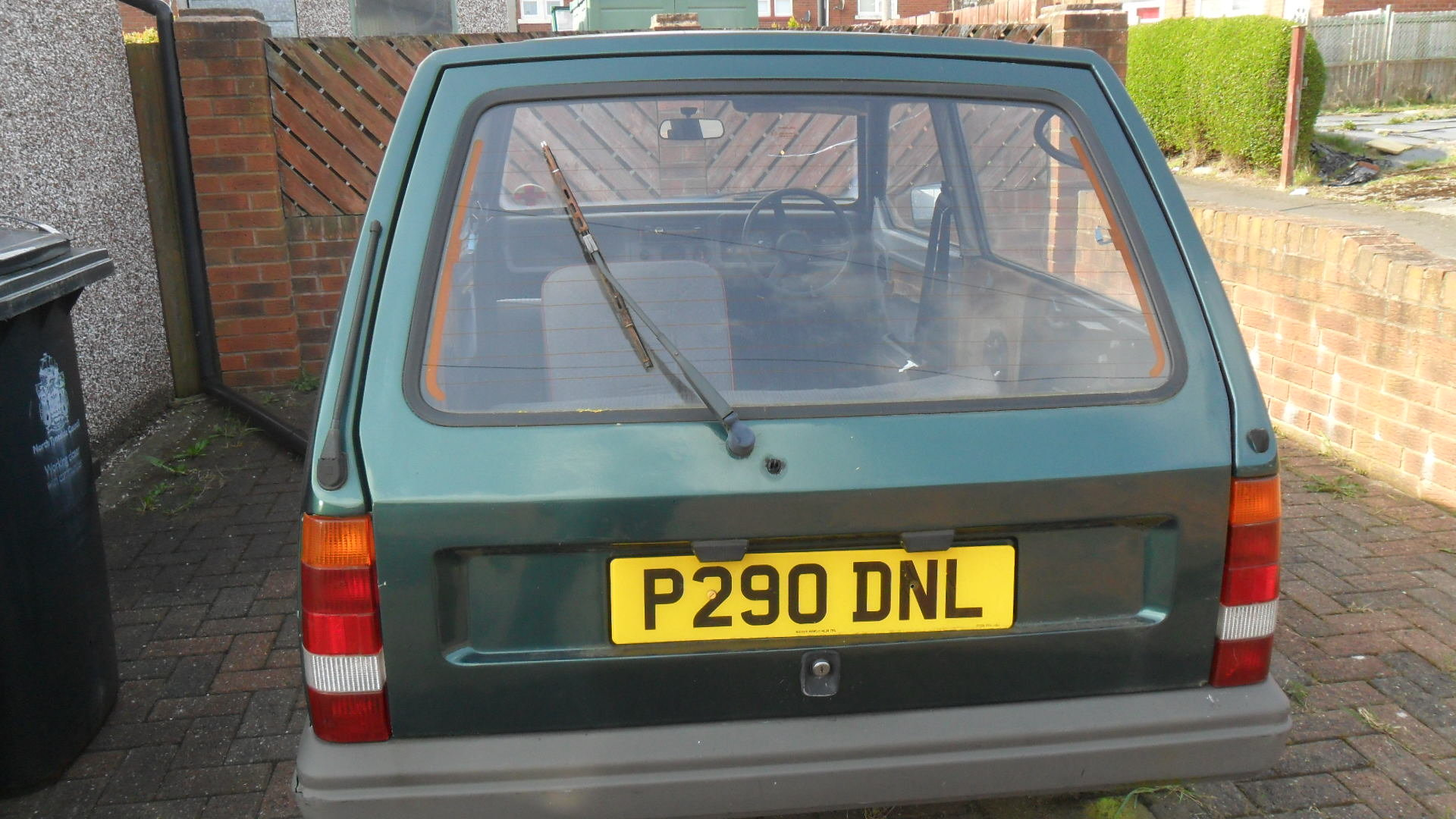 Reliant Robin LX Mk2 1997 For Sale (picture 3 of 6)