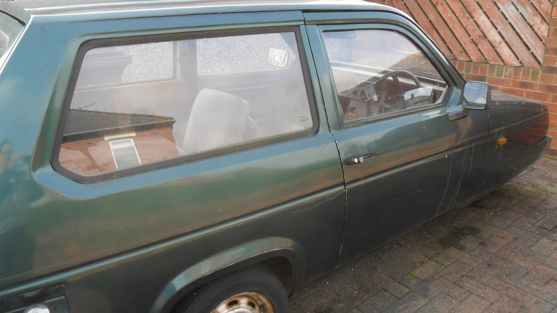 Reliant Robin LX Mk2 1997 For Sale (picture 4 of 6)