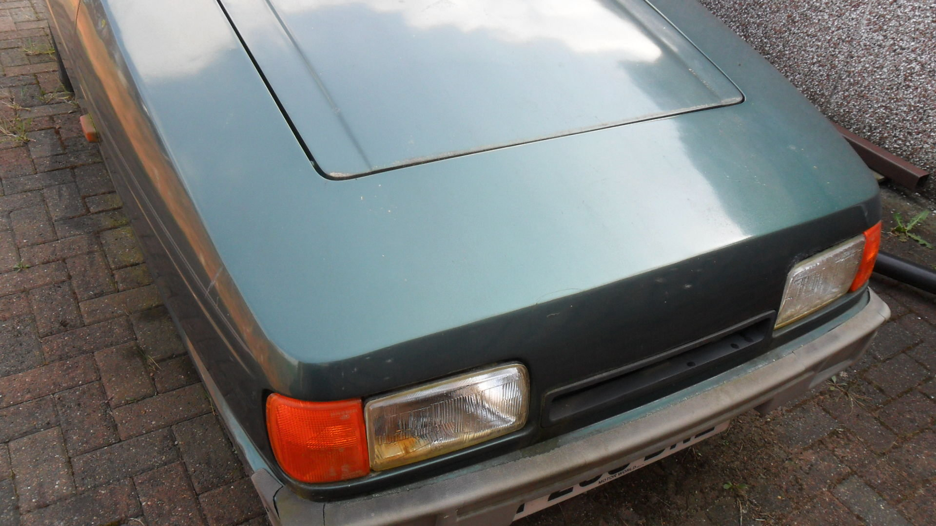 Reliant Robin LX Mk2 1997 For Sale (picture 5 of 6)