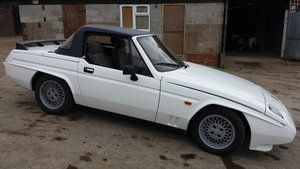 1986 Reliant SS1 1800 turbo sports car For Sale
