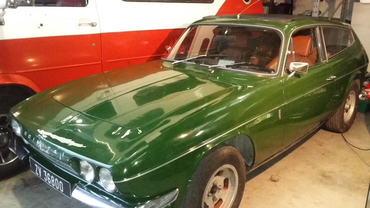 1972 3 Litre V6 Scimitar For Sale (picture 1 of 6)