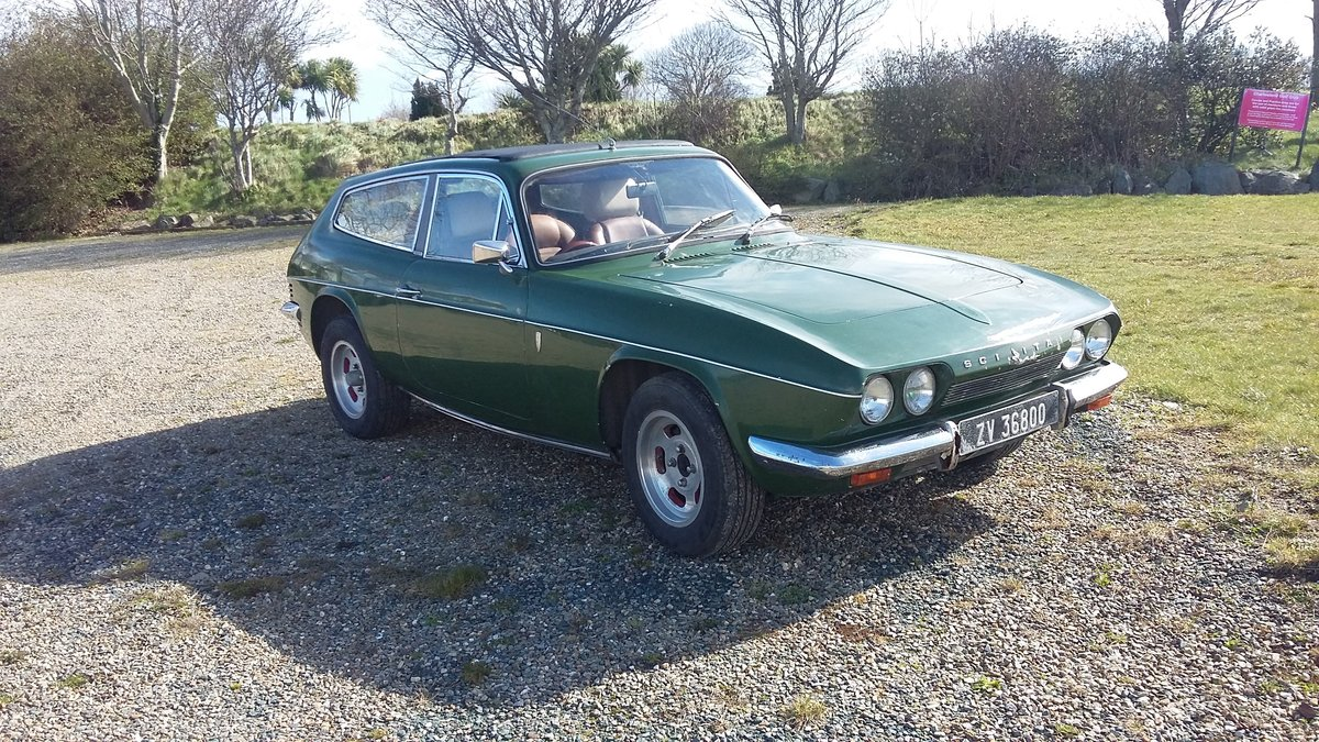 1972 3 Litre V6 Scimitar For Sale (picture 2 of 6)