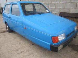 1993 Reliant Robin   MK2 SLX B1 hatchback