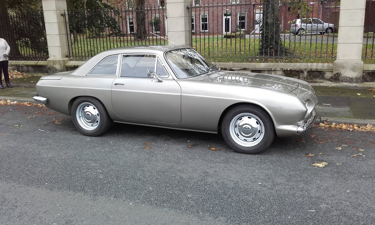 1969 Reliant Scimitar 3 Litre Coupe  SOLD (picture 1 of 6)