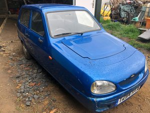 1999 Reliant Robin SLX, Great Project, Rare Car now!