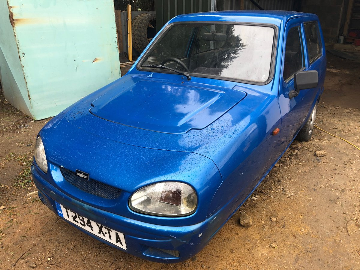1999 Reliant Robin SLX, Great Project, Rare Car now! For Sale (picture 2 of 6)
