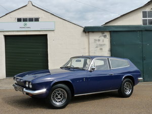 1973 Reliant Scimitar GTE SE5a, Sold, more wanted