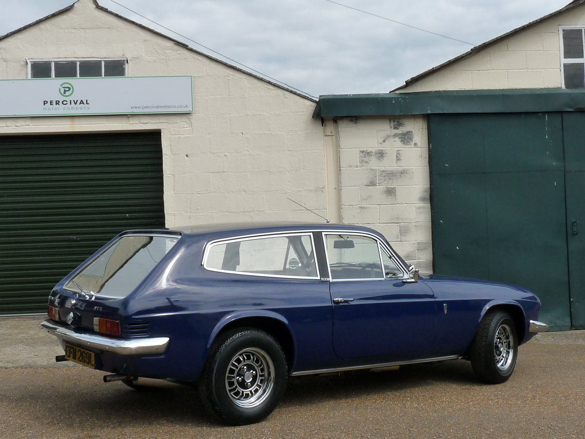1973 Reliant Scimitar GTE SE5a, Sold, more wanted For Sale (picture 2 of 6)