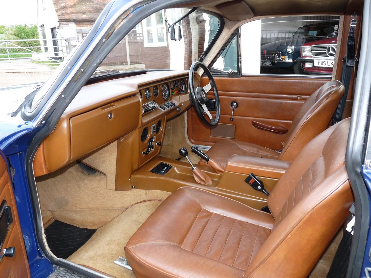 1973 Reliant Scimitar GTE SE5a, Sold, more wanted For Sale (picture 3 of 6)