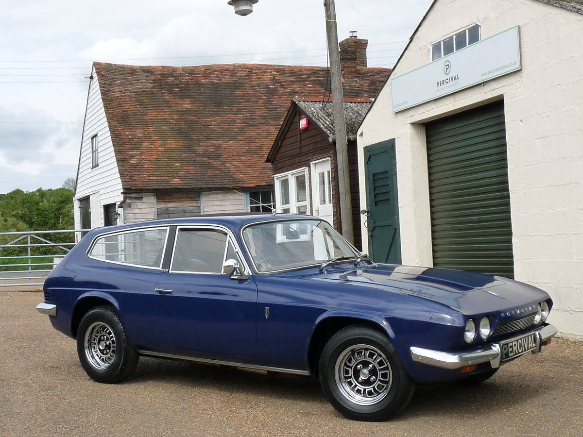 1973 Reliant Scimitar GTE SE5a, Sold, more wanted For Sale (picture 4 of 6)