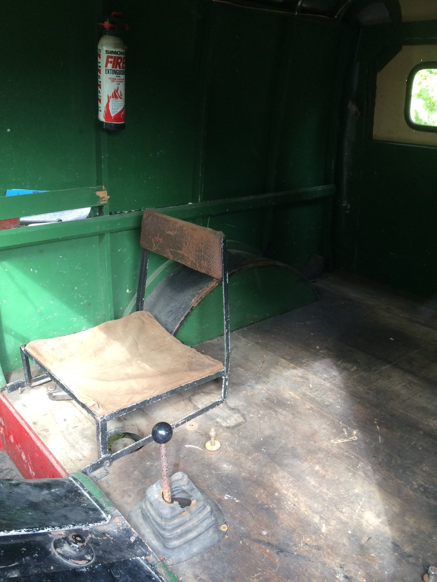 1949 Reliant Girder Fork Three Wheeler Van. For Sale (picture 3 of 6)