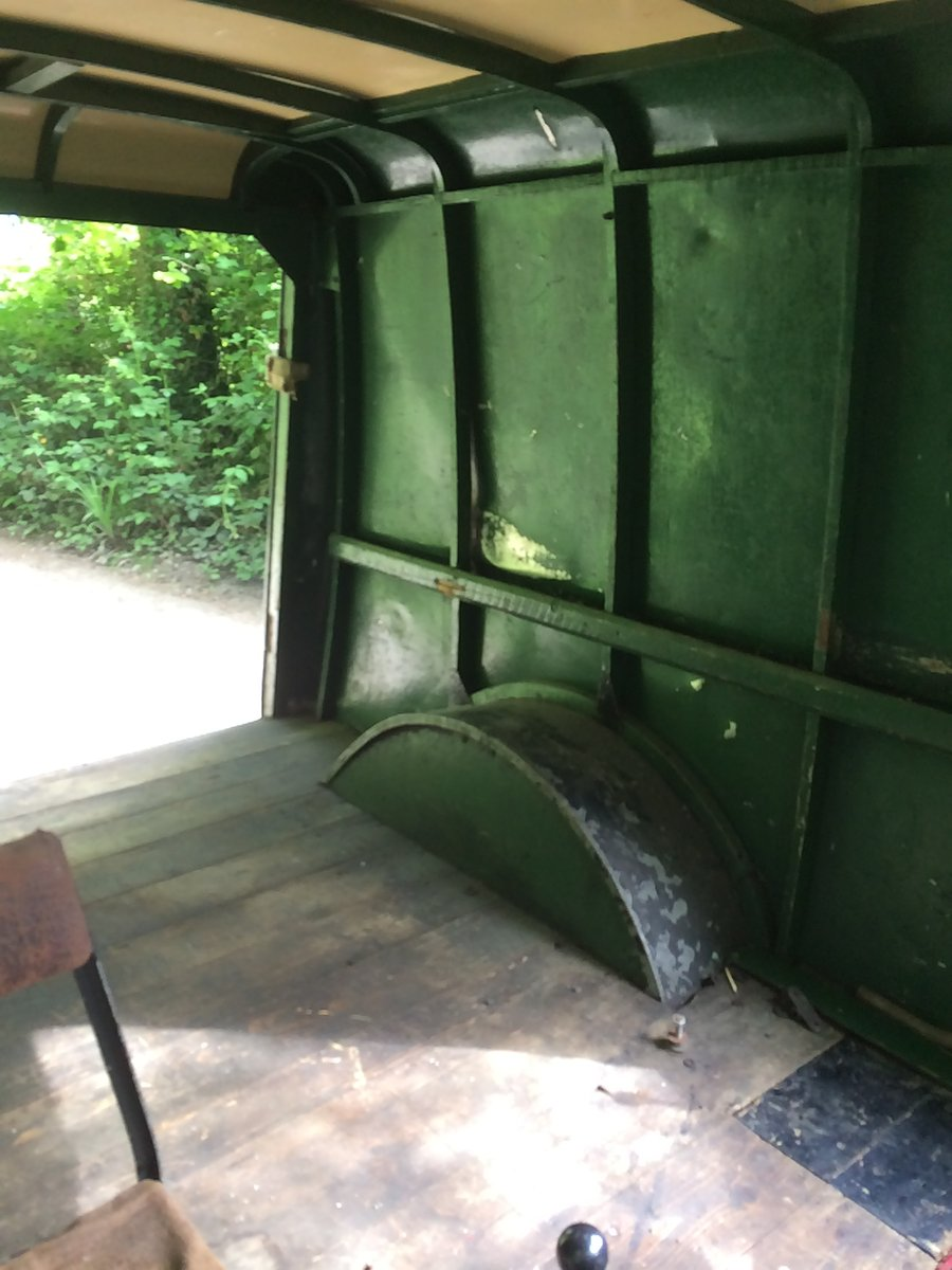 1949 Reliant Girder Fork Three Wheeler Van. For Sale (picture 6 of 6)