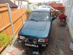 1994 Reliant Robin Estate 850 great fun vehicle  For Sale