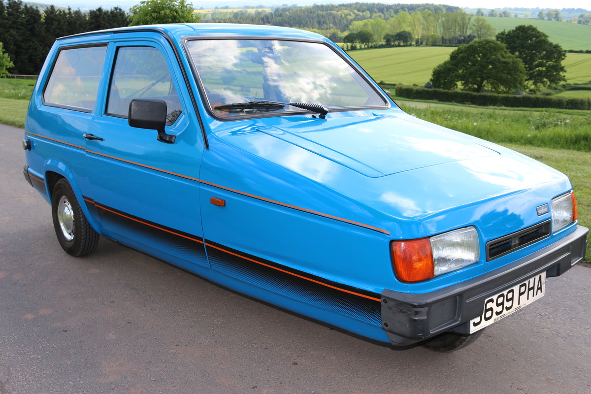 1993 Reliant Robin   MK2 SLX B1 hatchback For Sale (picture 1 of 6)