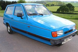 1993 Reliant Robin   MK2 SLX B1 hatchback For Sale