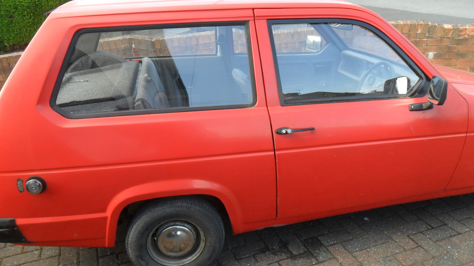 Reliant Robin LX Mk2 1993 For Sale (picture 4 of 6)